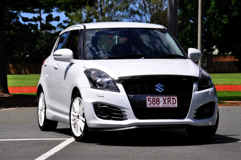 sold 2012 suzuki swift sport 6spd manual 1 6l. Black Bedroom Furniture Sets. Home Design Ideas